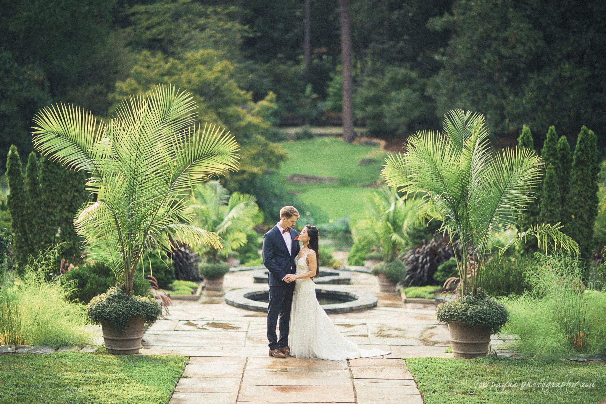 Duke Gardens Wedding Photography18