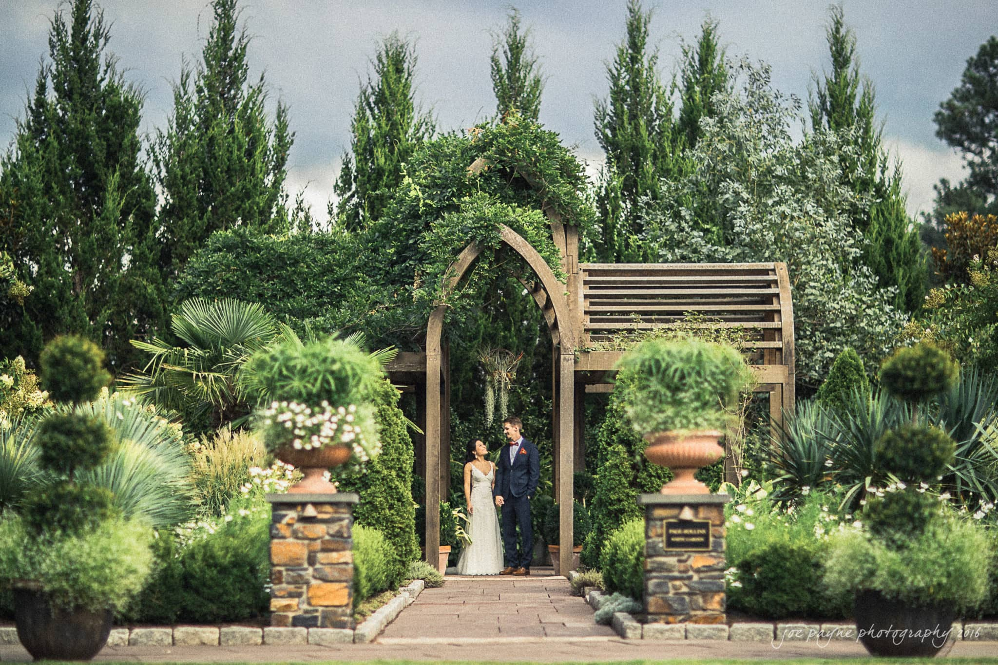 Duke Gardens Wedding Photography2