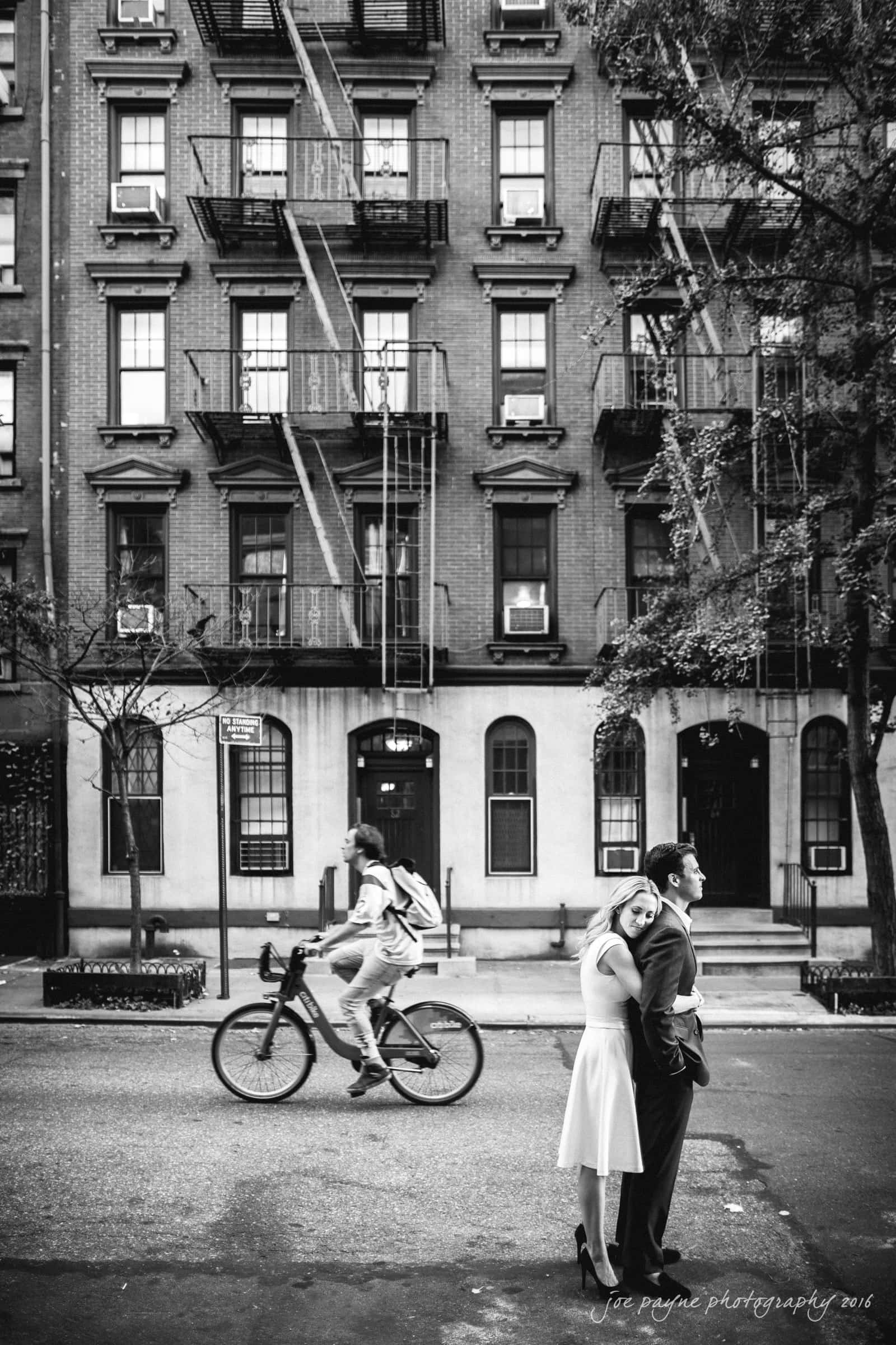 Greenwich Village NYC Engagement Photography - Lara & Juice-3