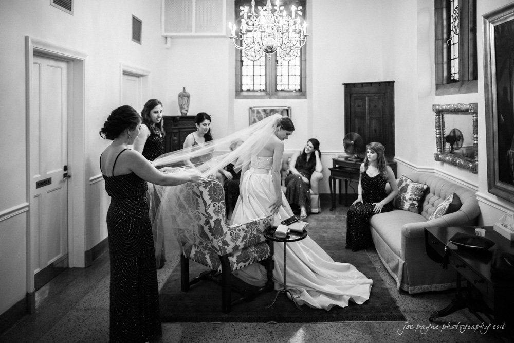 Duke Chapel Weddings - Mary Pat & Jon - 16