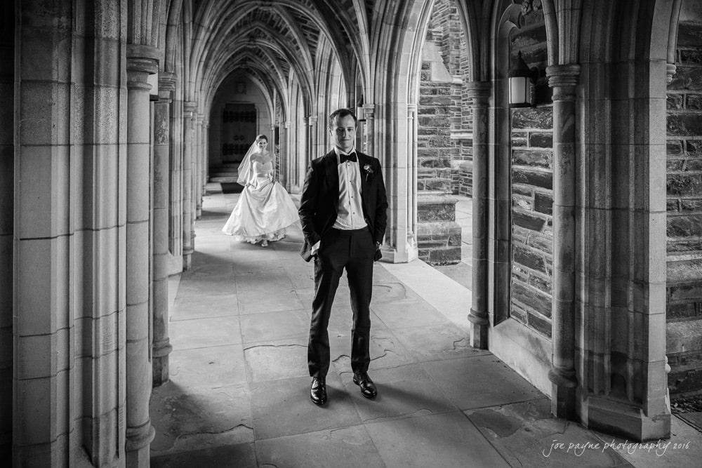 Duke Chapel Weddings - Mary Pat & Jon - 17