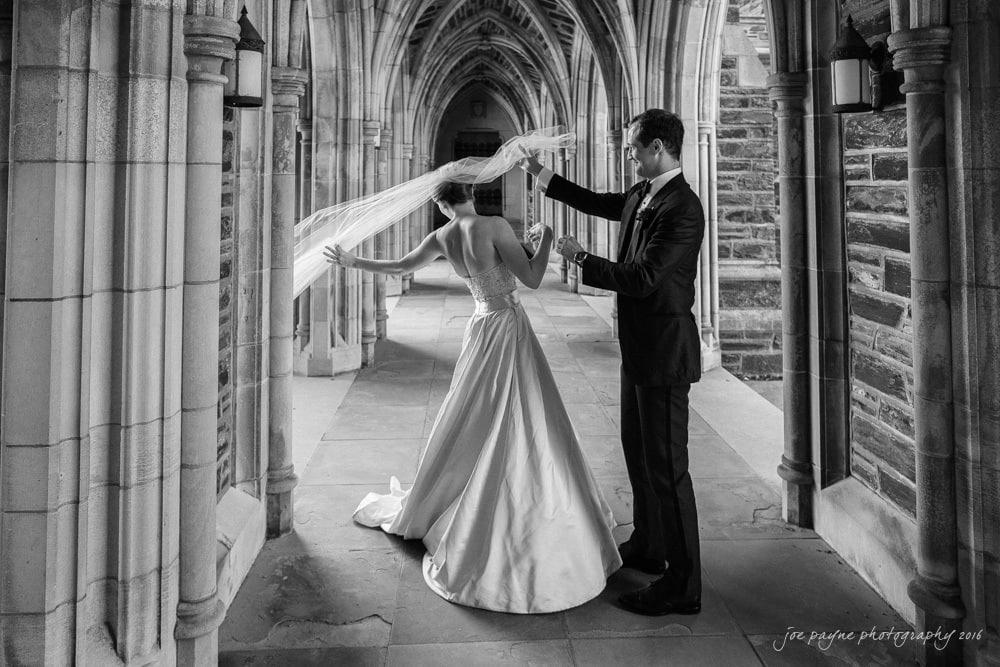 Duke Chapel Weddings - Mary Pat & Jon - 20
