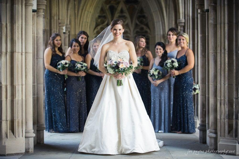 Duke Chapel Weddings - Mary Pat & Jon - 22
