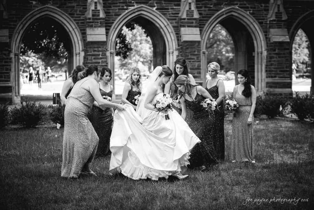 Duke Chapel Weddings - Mary Pat & Jon - 24