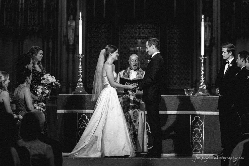 Duke Chapel Weddings - Mary Pat & Jon - 27