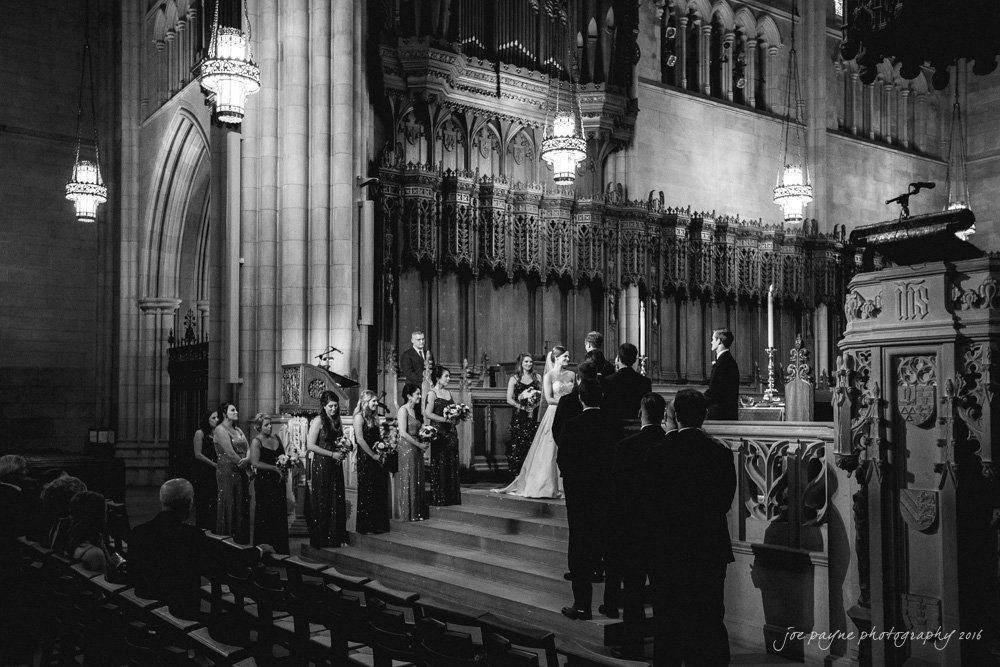 Duke Chapel Weddings - Mary Pat & Jon - 30