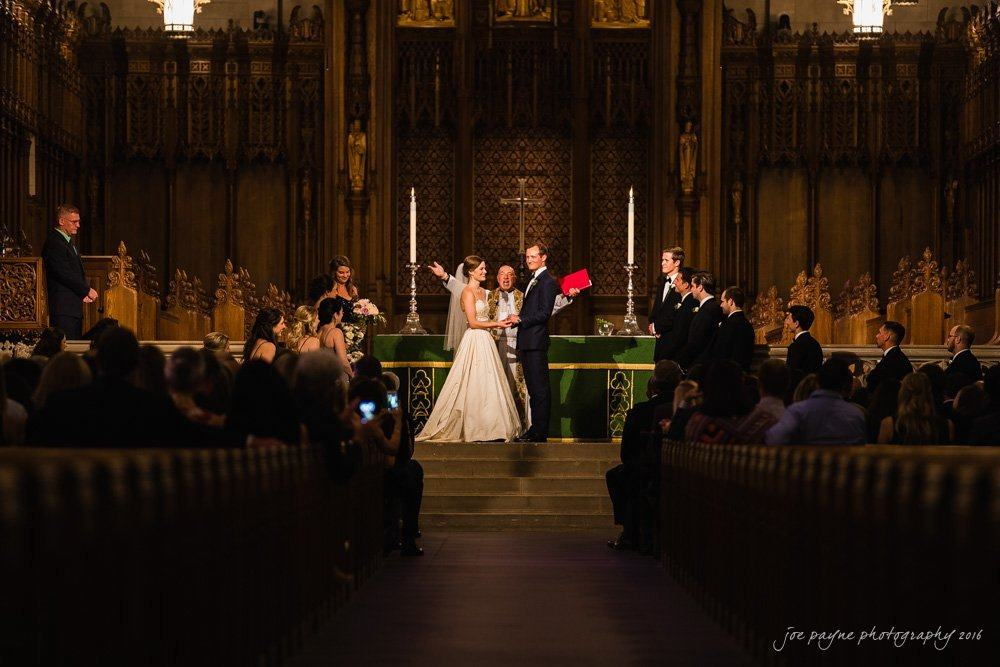 Duke Chapel Weddings - Mary Pat & Jon - 32