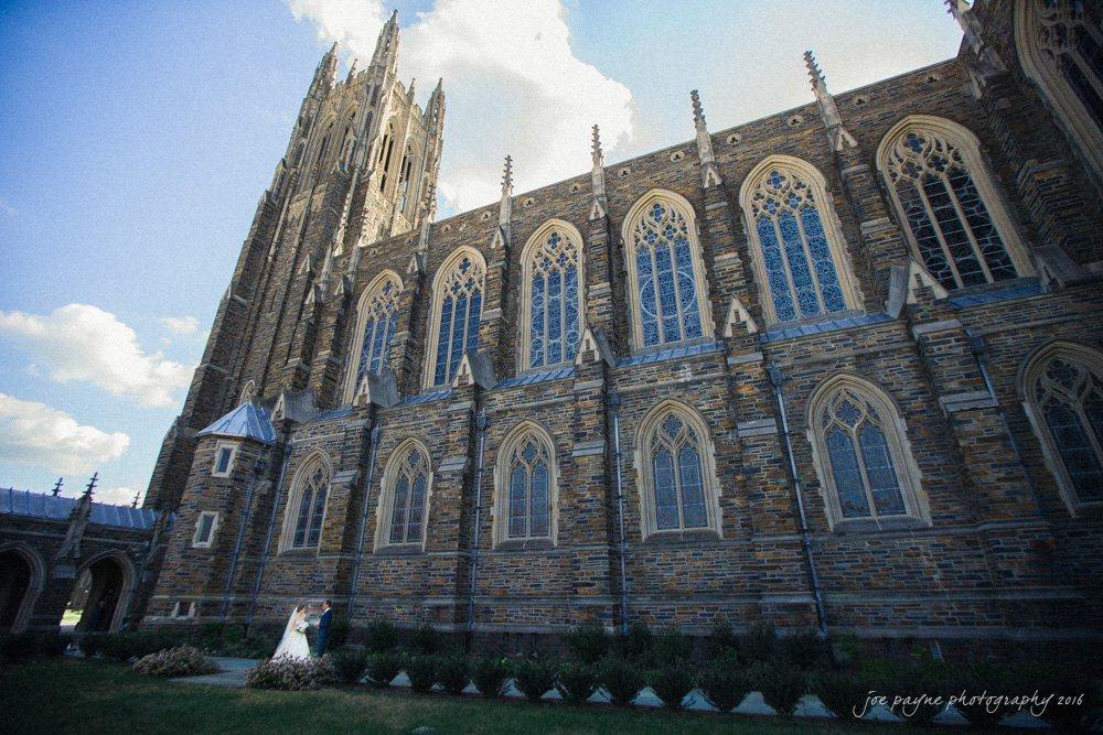 Duke Chapel Weddings - Mary Pat & Jon - 34