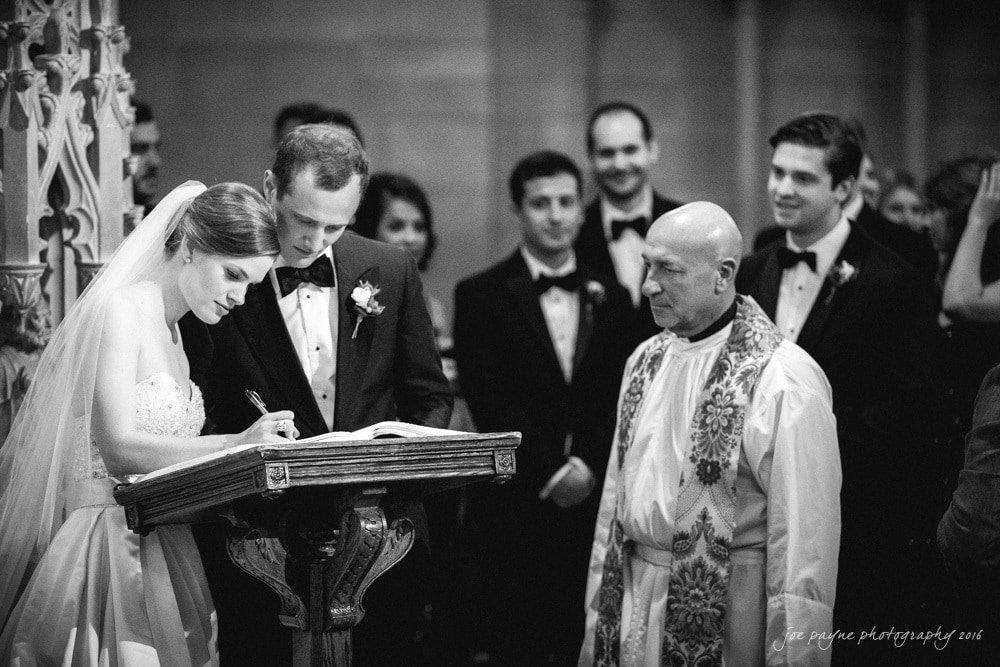 Duke Chapel Weddings - Mary Pat & Jon - 36