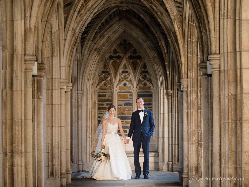 Duke Chapel Weddings - Mary Pat & Jon - 39