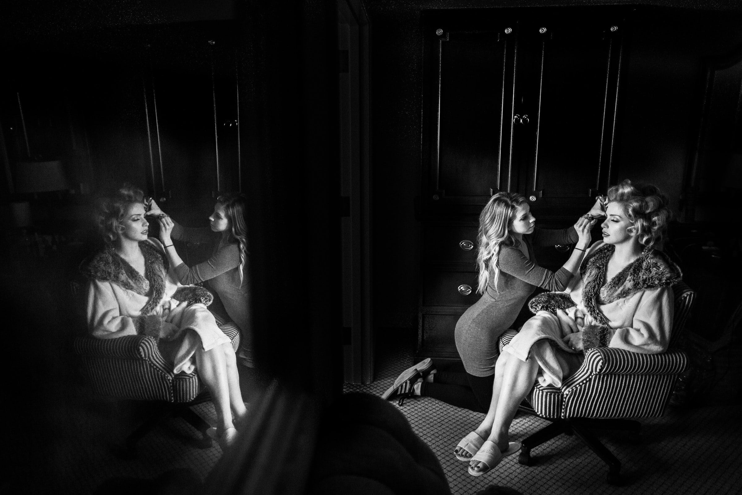 planning your wedding photography, part 1 – the getting ready