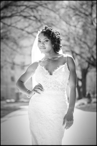 raleigh wedding photographer bride at nc state capitol 1 1