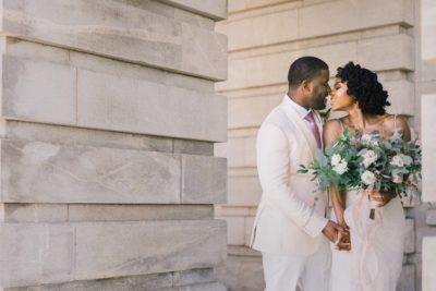 raleigh wedding photographer bridesmaids at nc state capitol 1