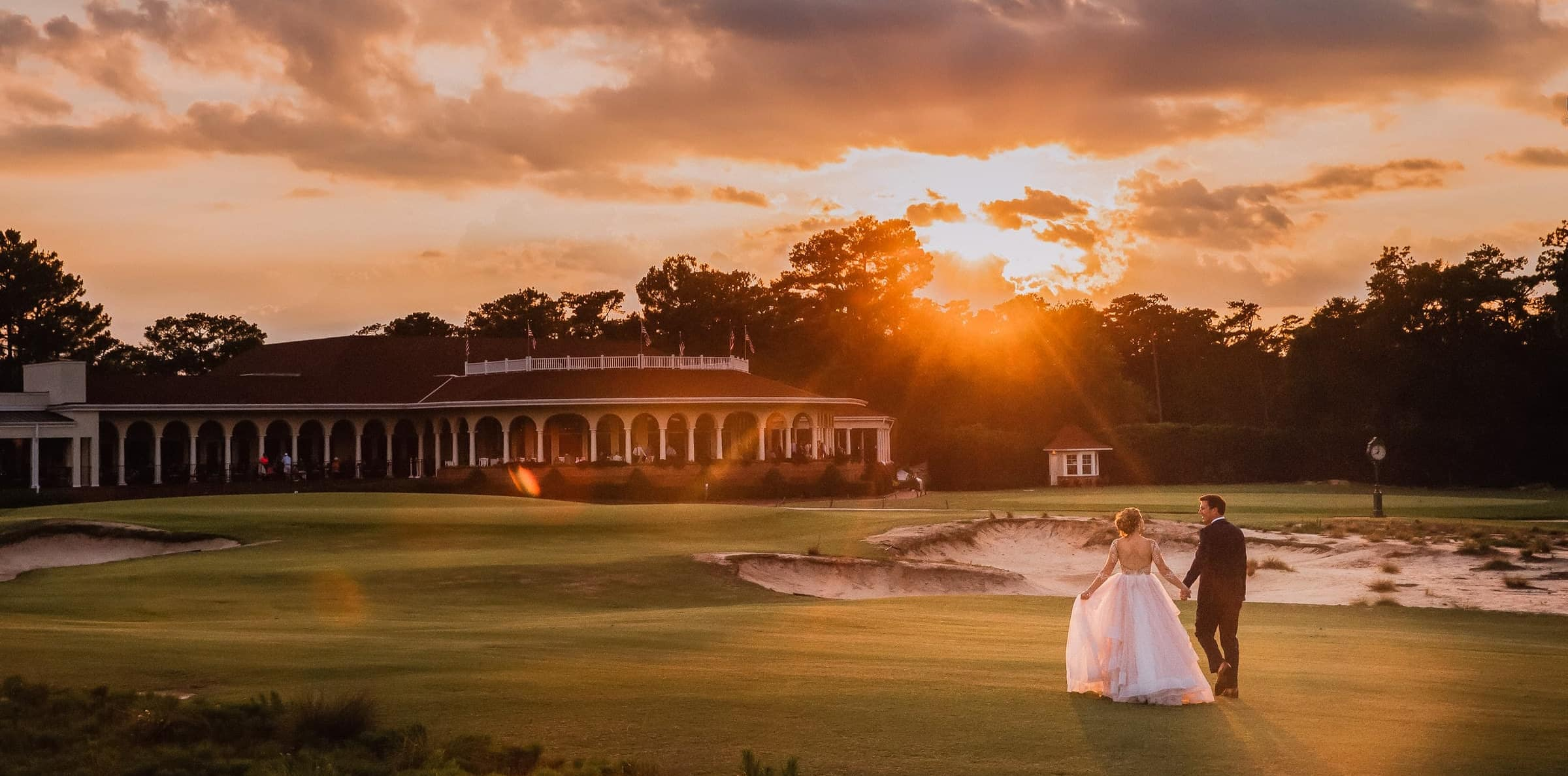 pinehurst-resort-wedding-bride-groom-at-sunset-2-exposure
