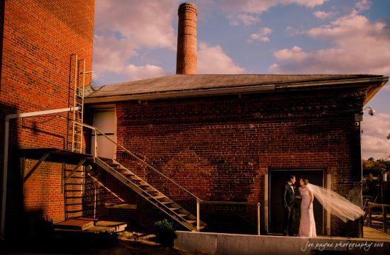cloth mill at eno river wedding – eleanna & michael