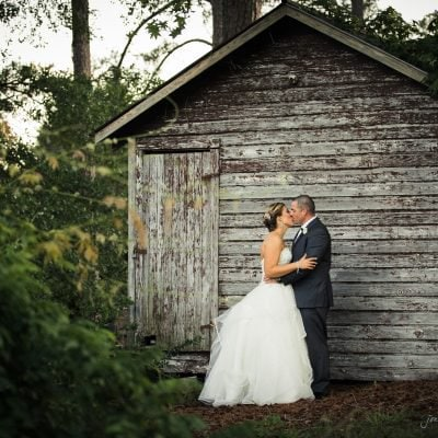 oaks at salem wedding photography – kim & jeff