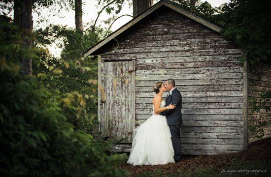 oaks at salem wedding photography – kim & jeff