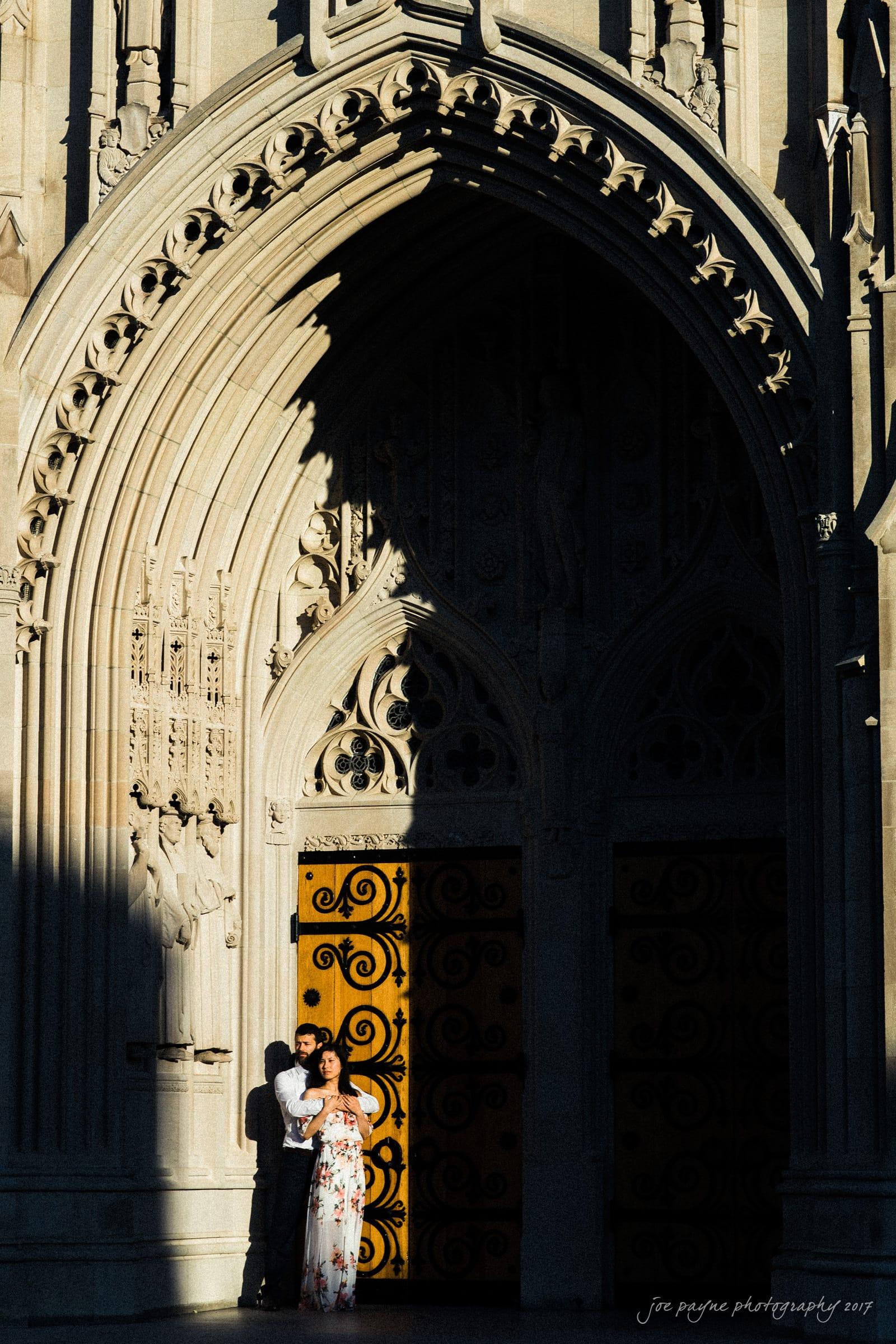 durham engagement photography