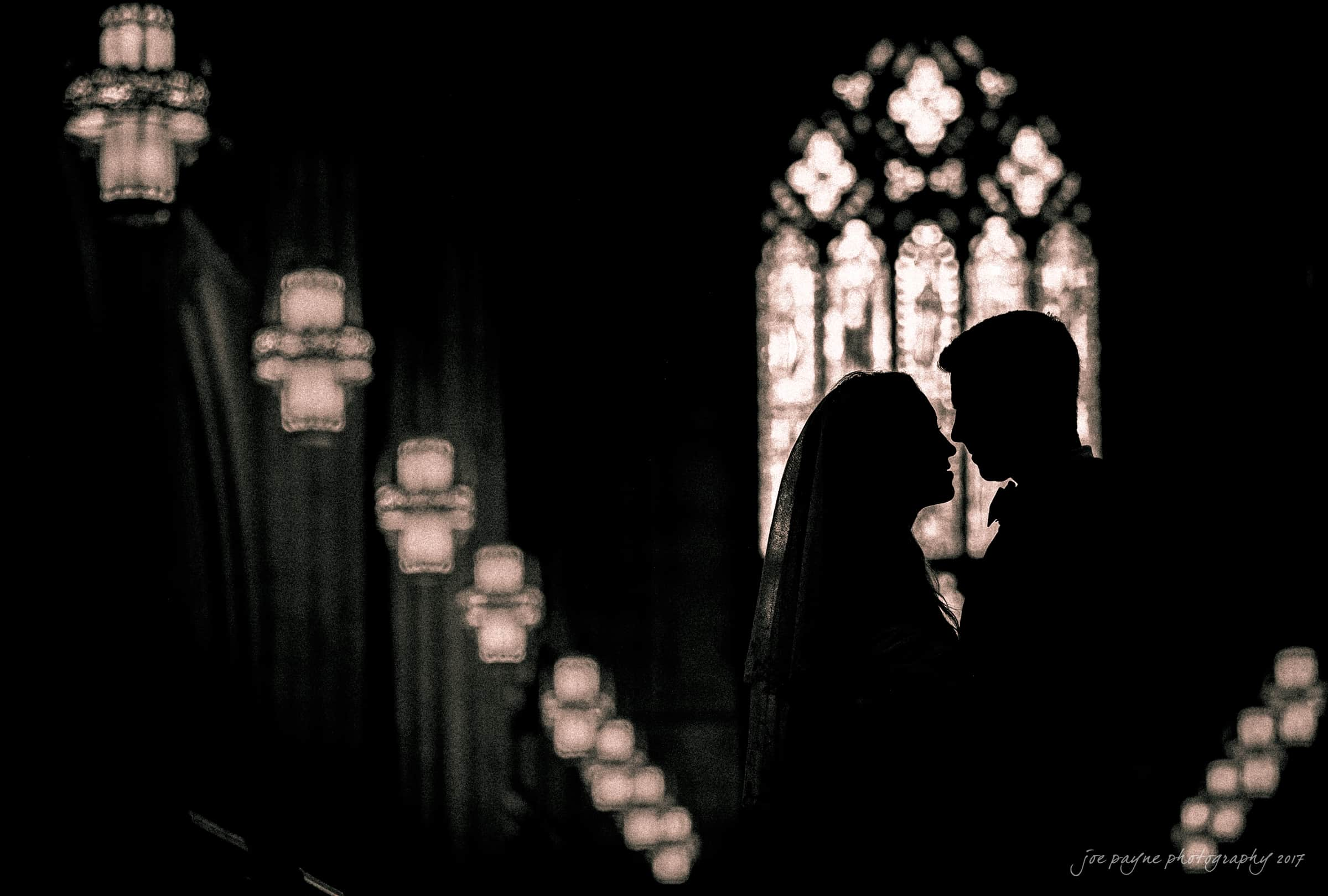 duke chapel weddings – lara & juice