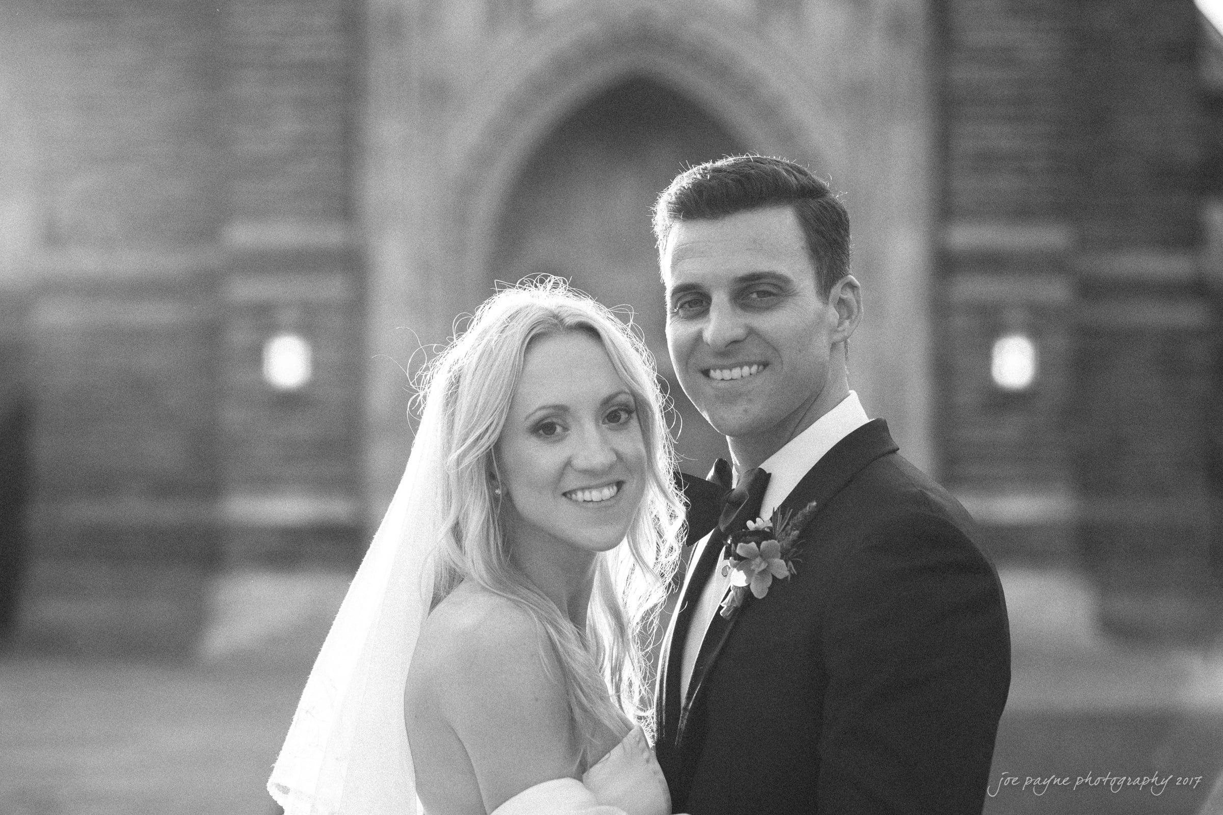 duke chapel weddings – lara & juice