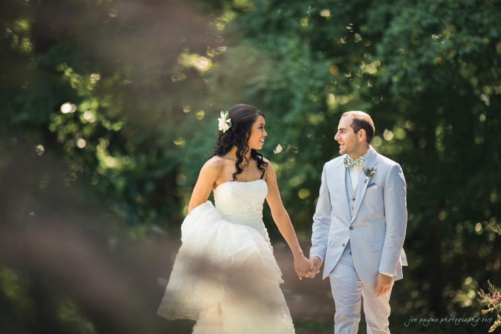 duke gardens wedding photography – jordan & zeke