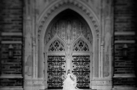 duke chapel wedding photography – sara's bridal session
