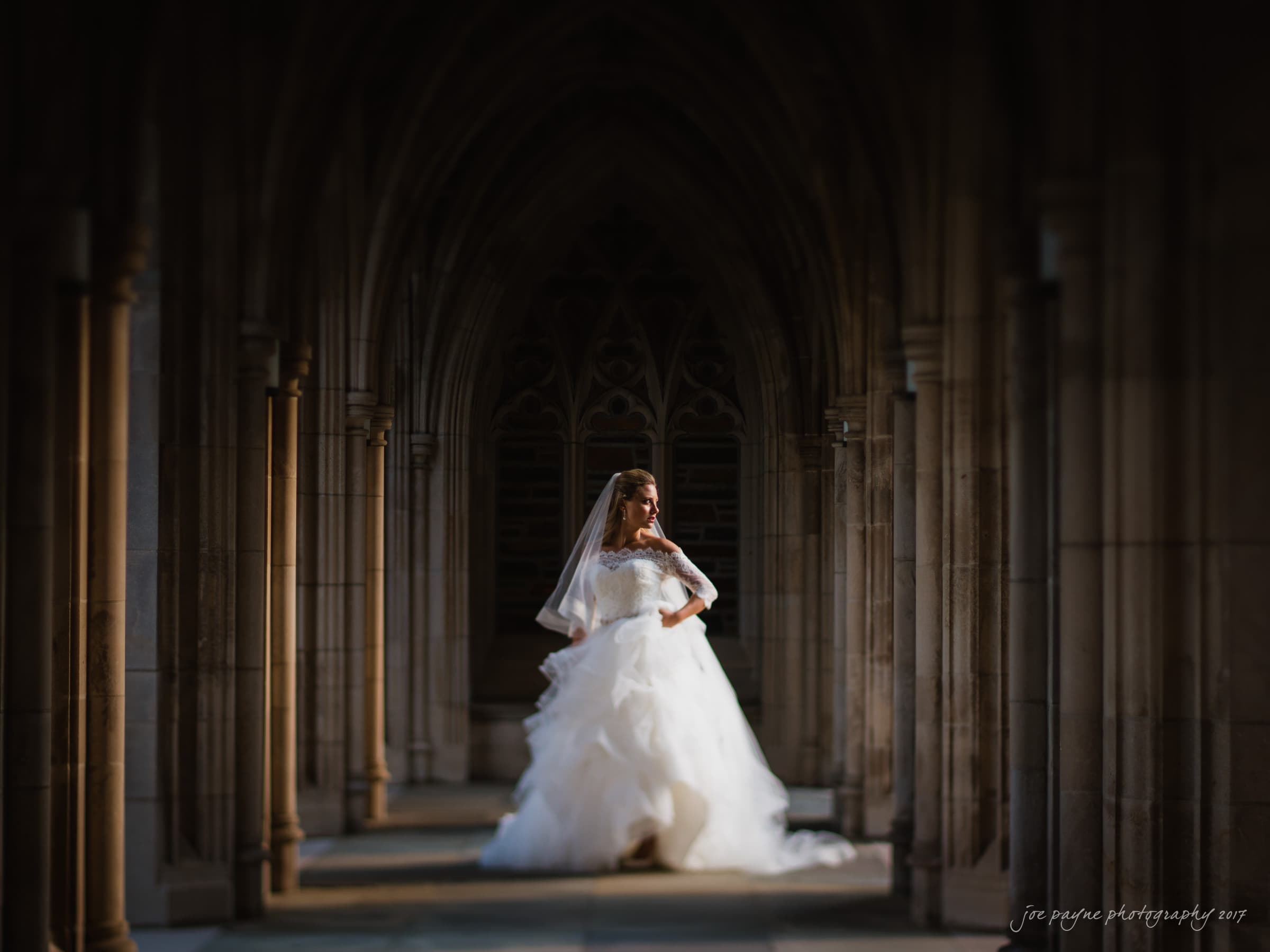duke chapel wedding photographers