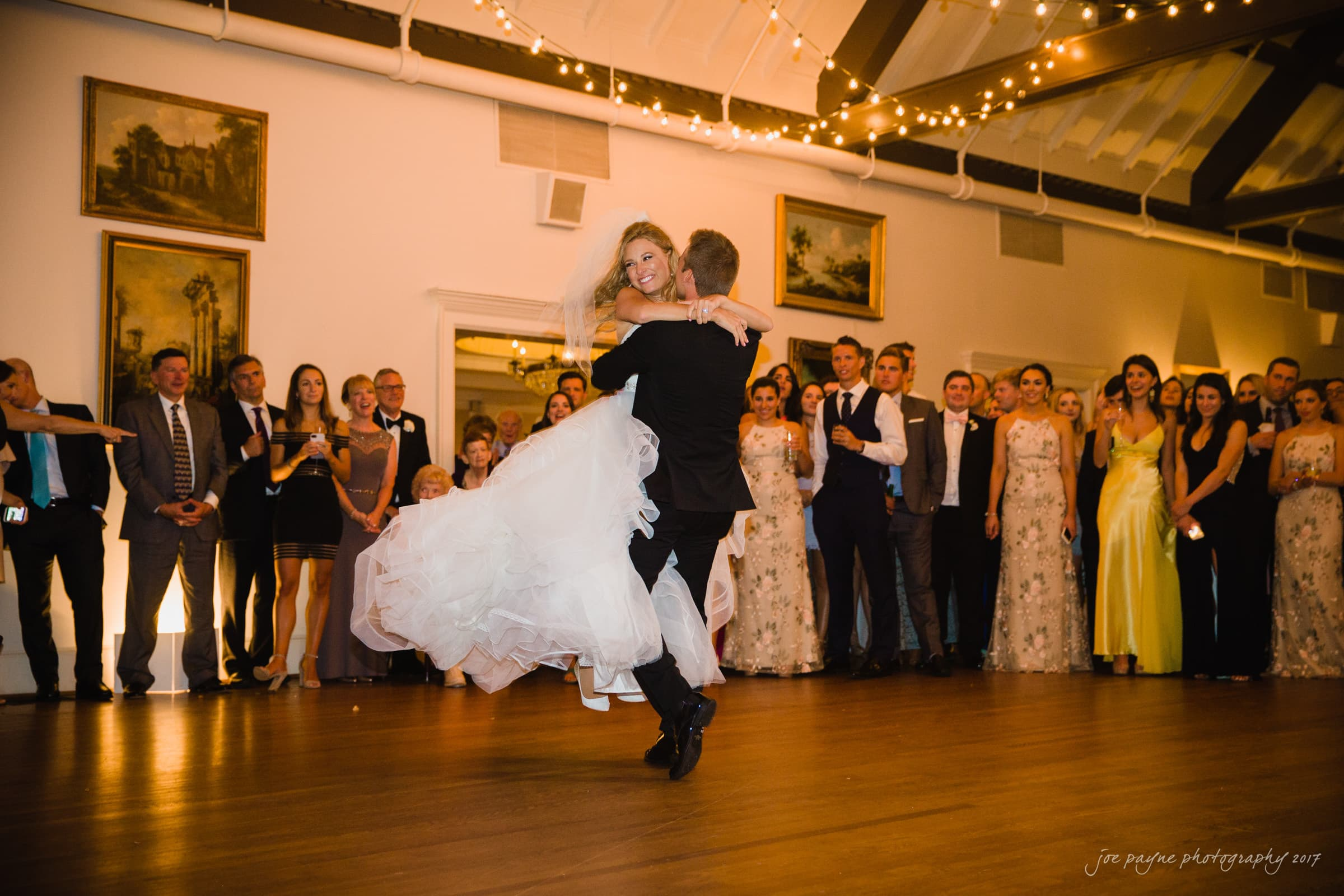 Hope Valley Country Club Weddings - Couple First Dance