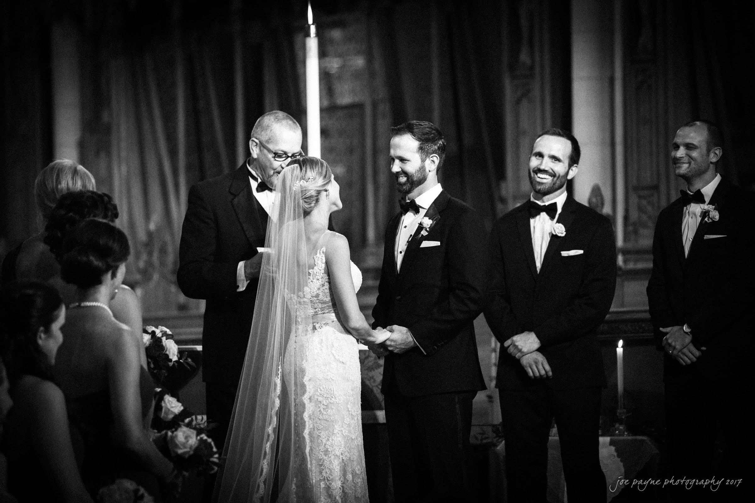 duke chapel & bay 7 wedding – margo & patrick