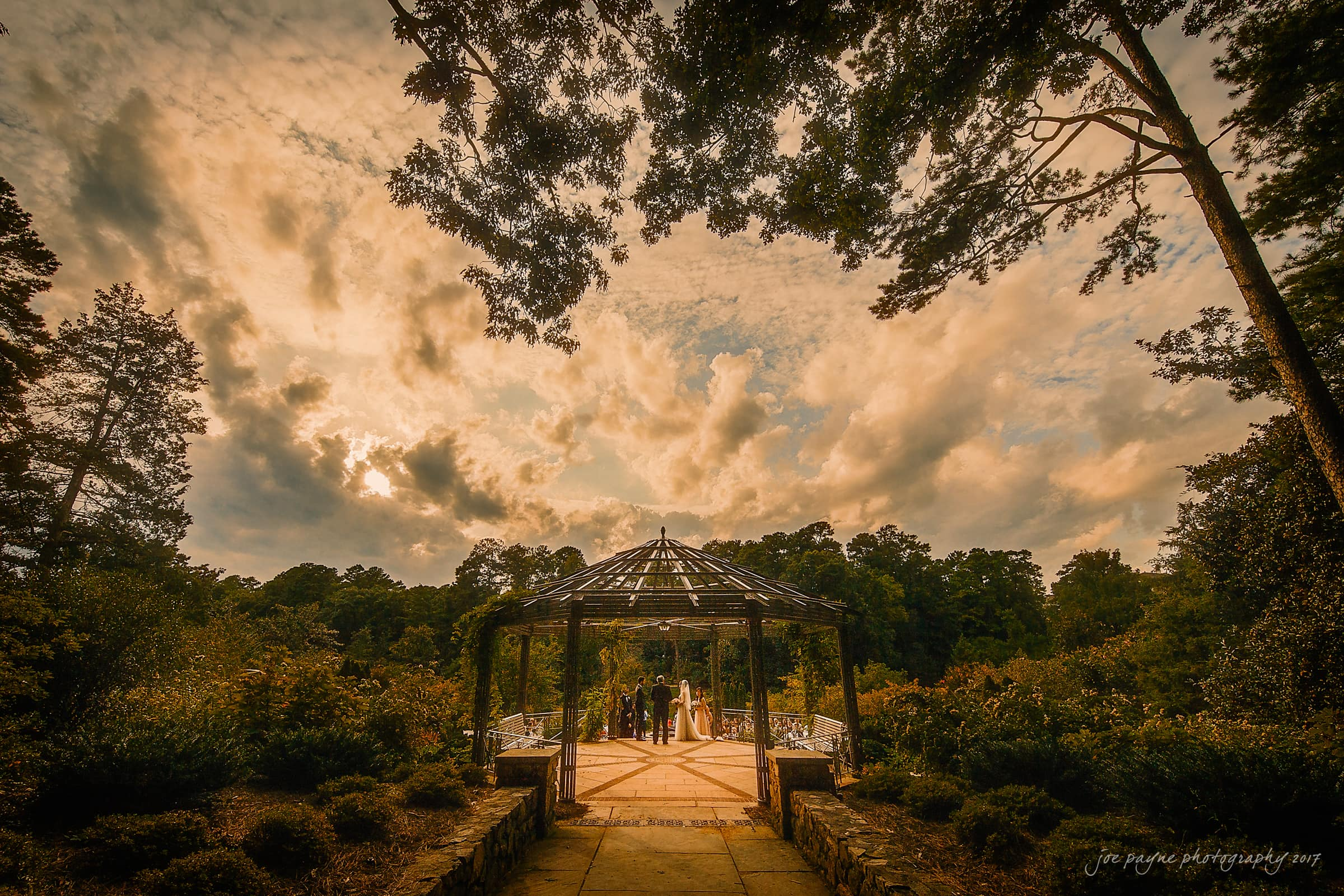 Duke Gardens Weddings Photographer
