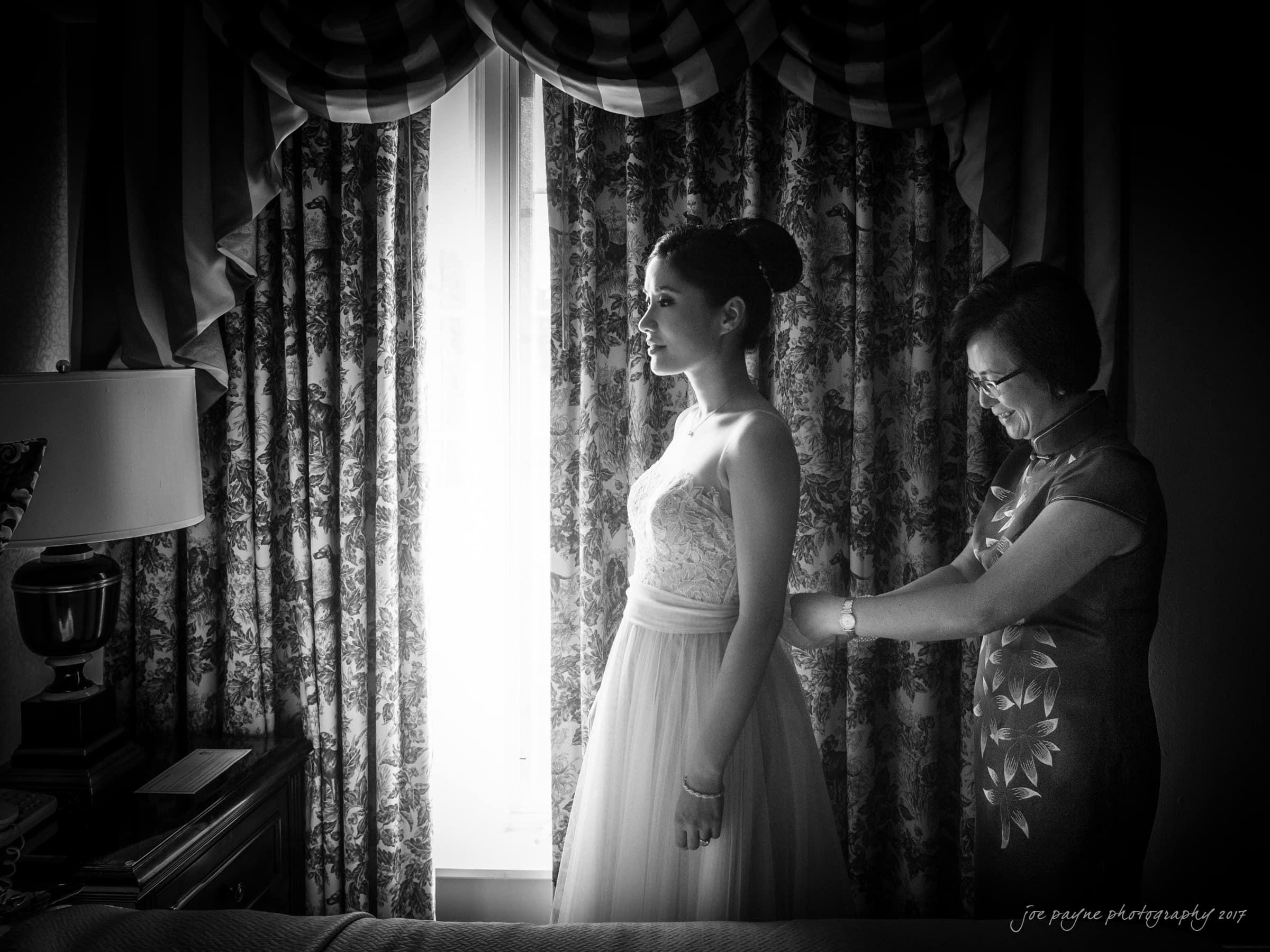 Washington Duke Inn Wedding Photo