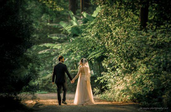 duke gardens weddings – annie & yuriy