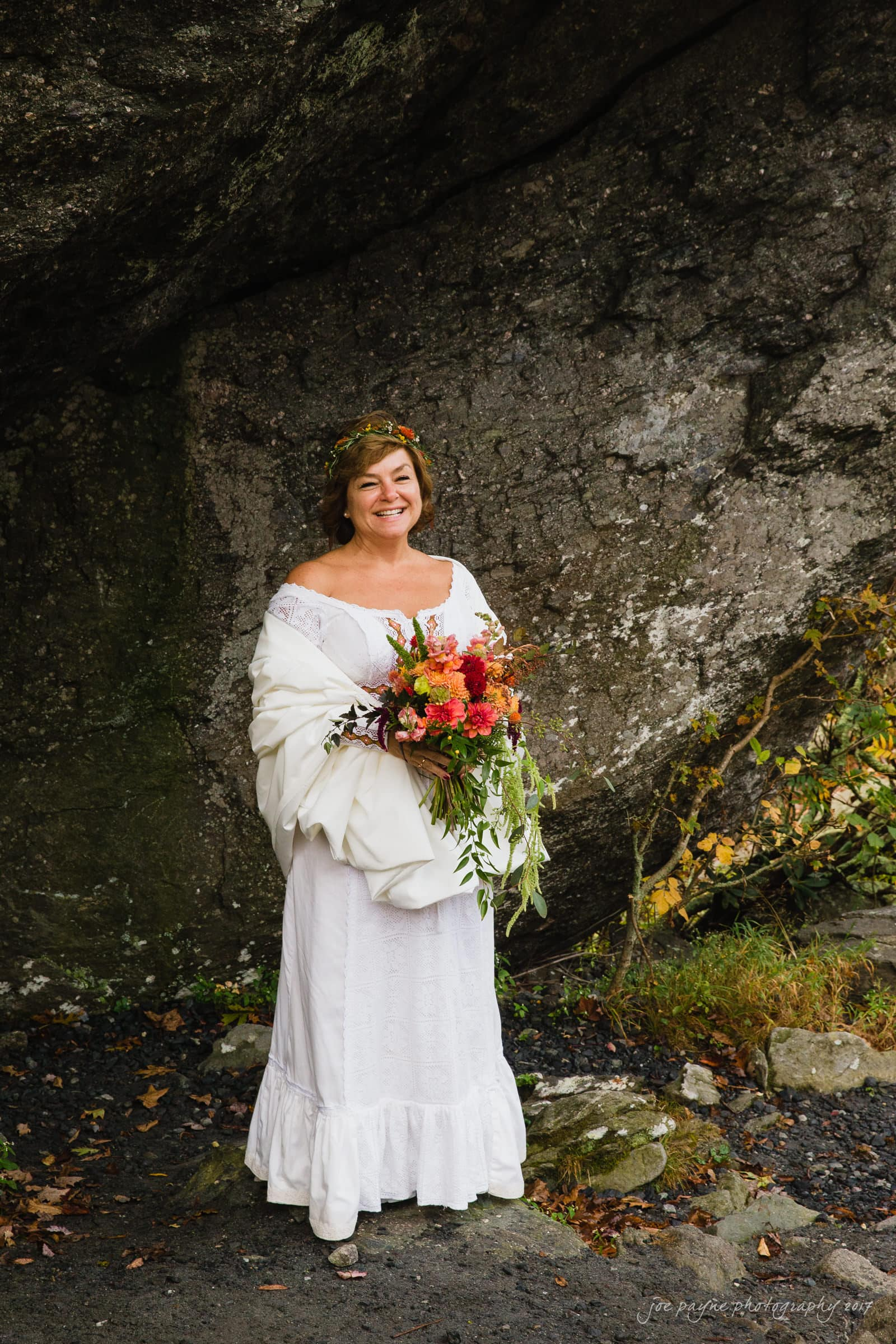 grandfather mountain elopement – teresa & jed