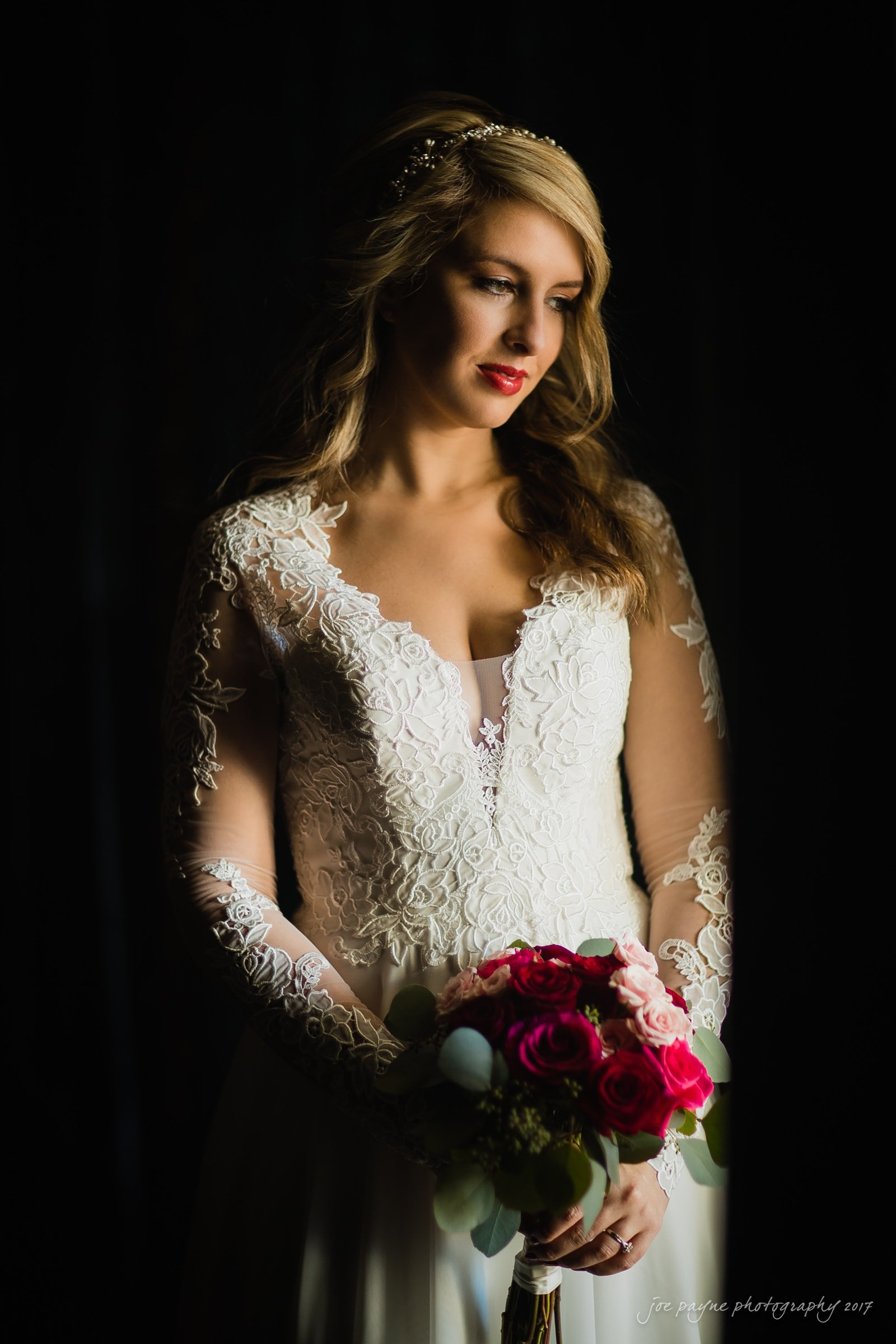durham wedding photographer – jill's bridal portrait session