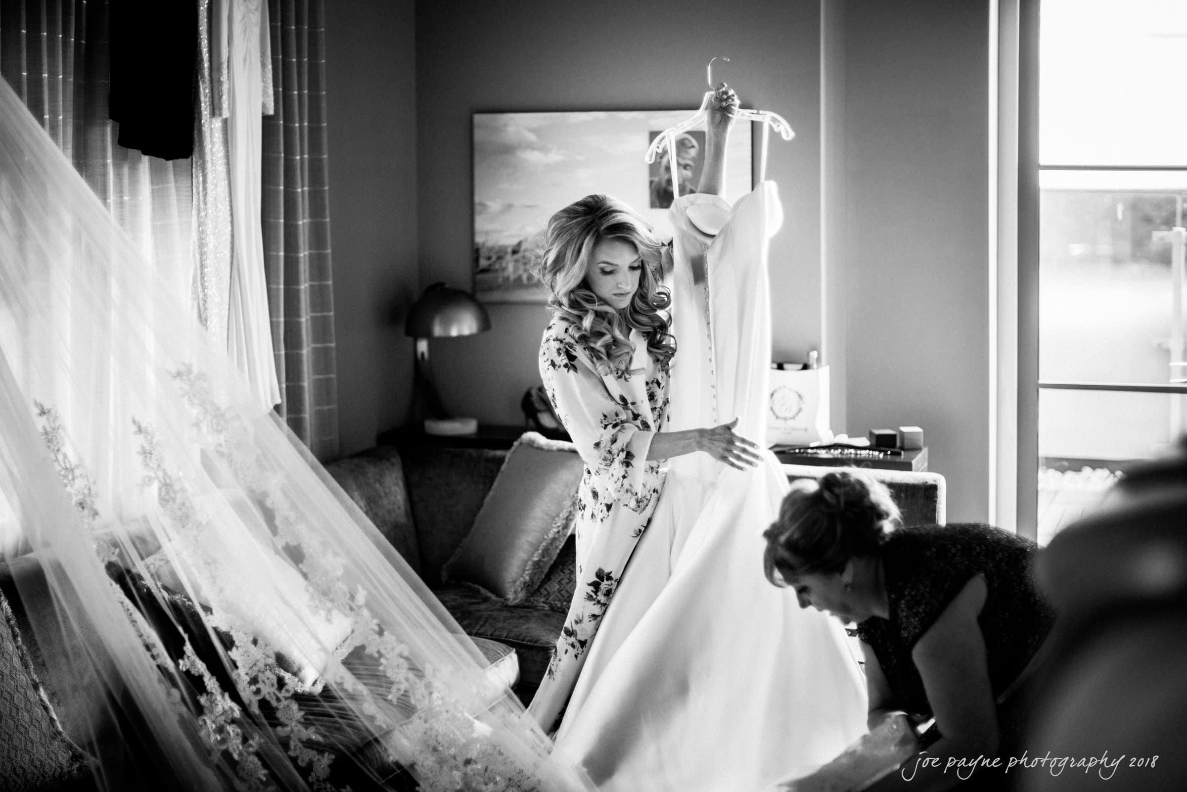 21c, duke chapel & cookery wedding photography – brandy & gabe