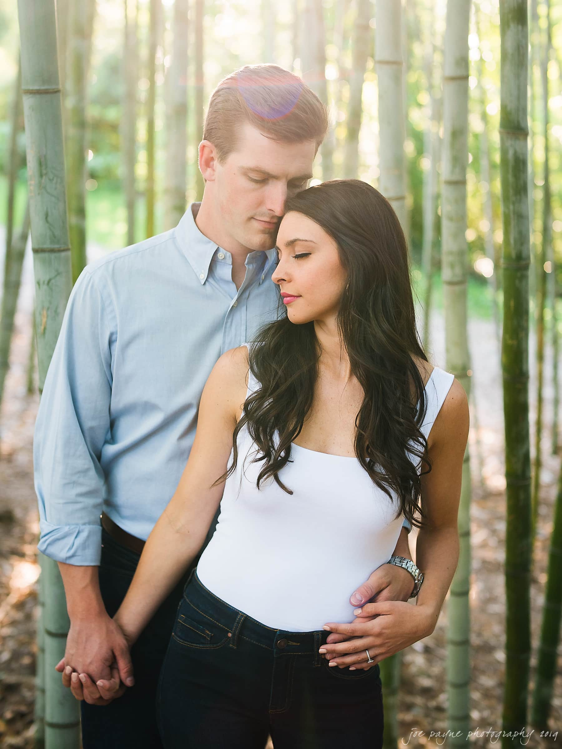 duke gardens engagement photography nikki john 10