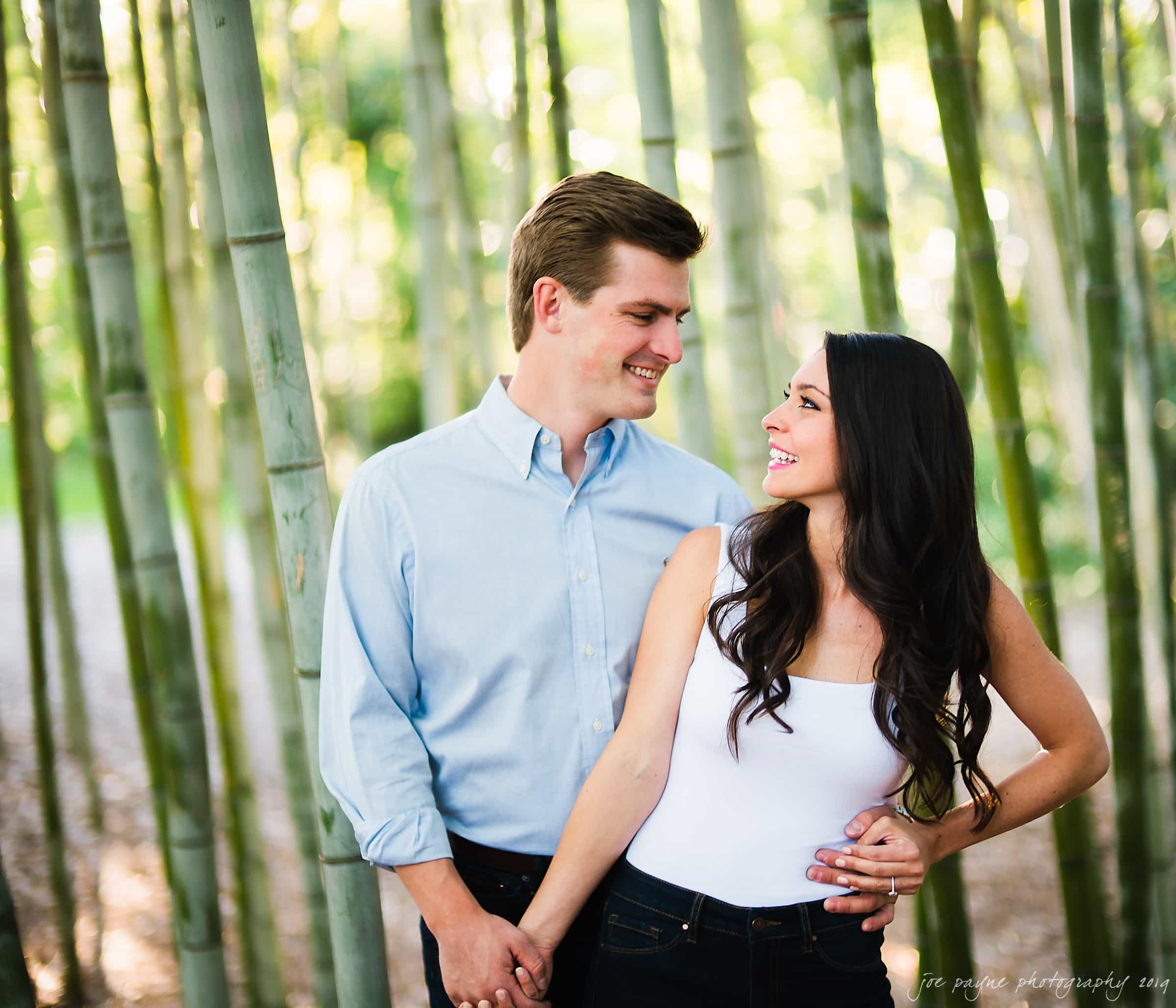 duke gardens engagement photography nikki john 11