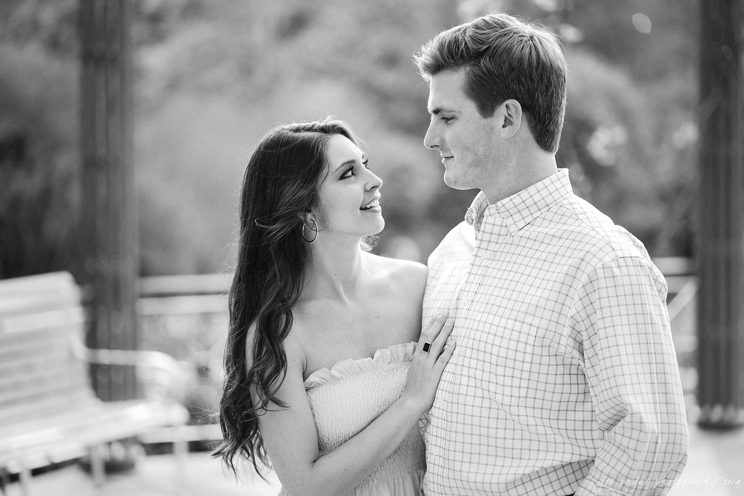duke gardens engagement photography nikki john 14