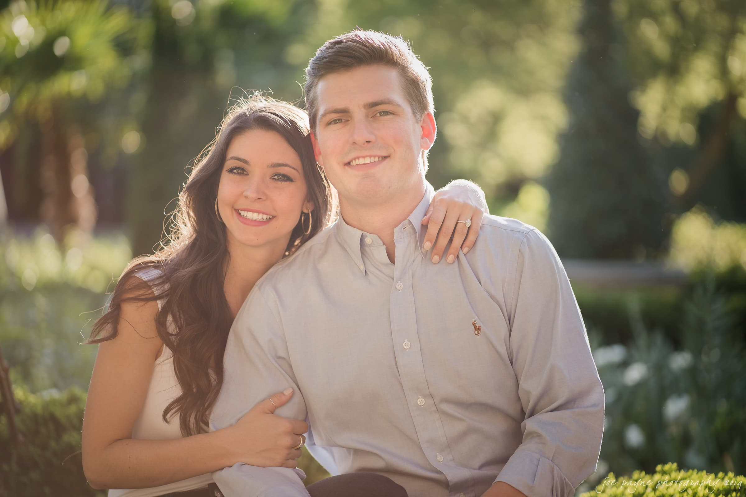 duke gardens engagement photography nikki john 2