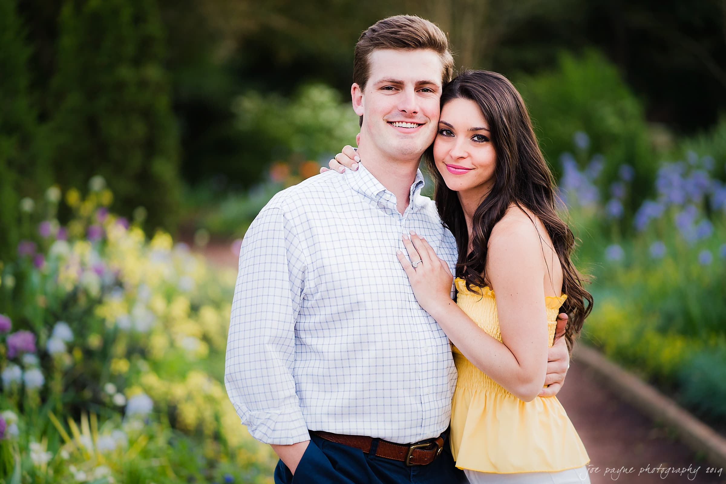 duke gardens engagement photography nikki john 21