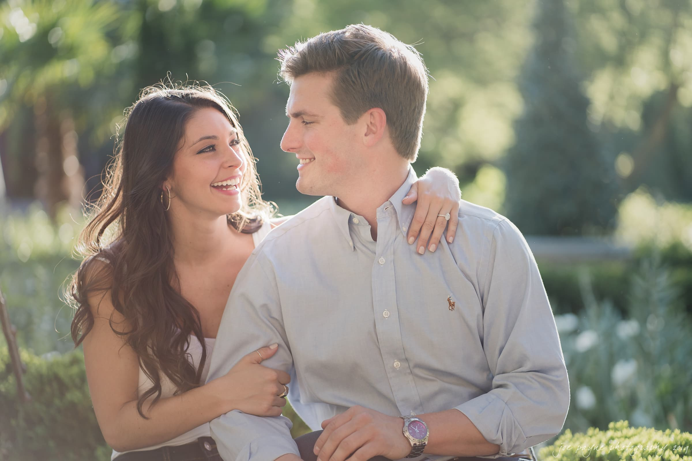 duke gardens engagement photography nikki john 3