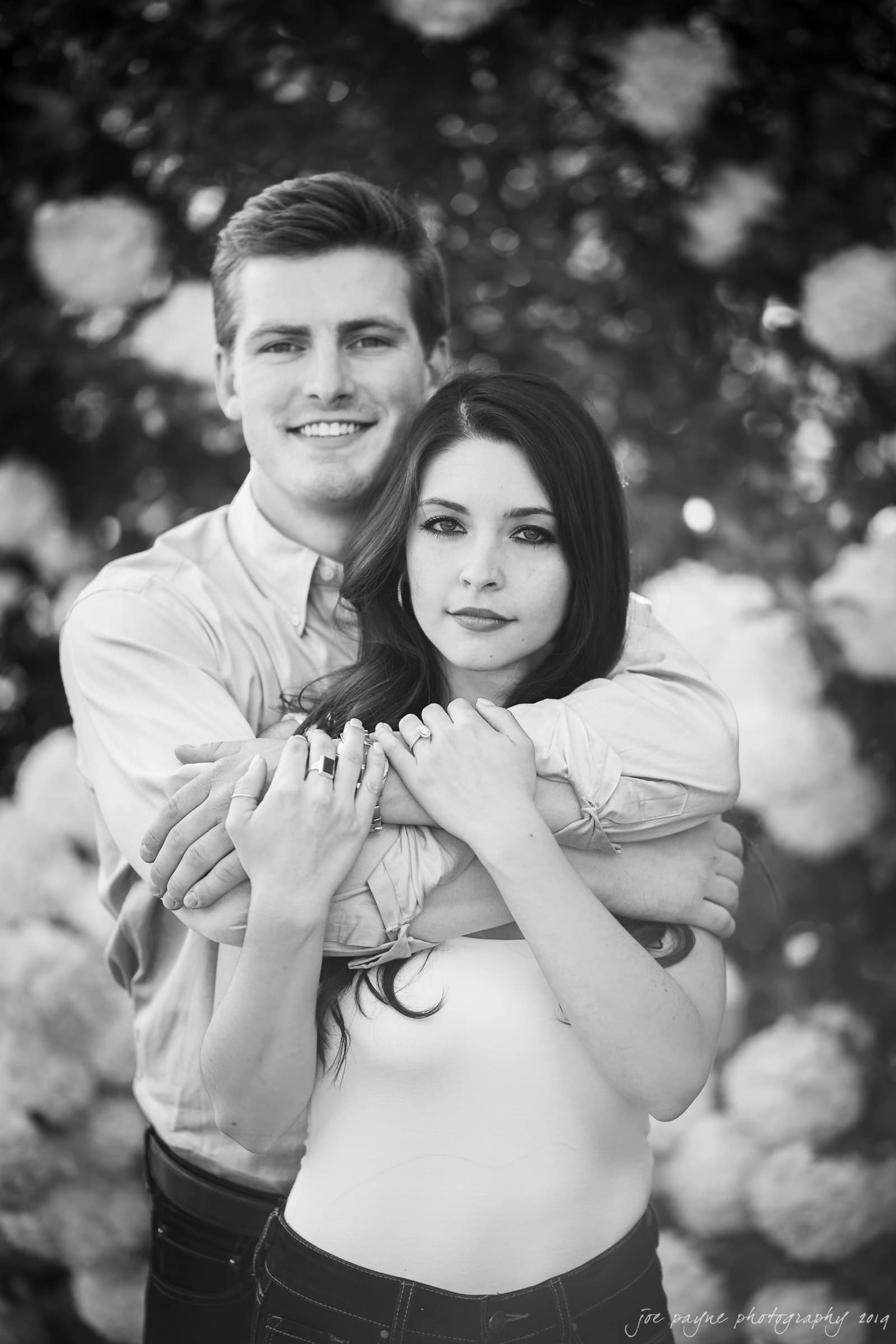 duke gardens engagement photography nikki john 6