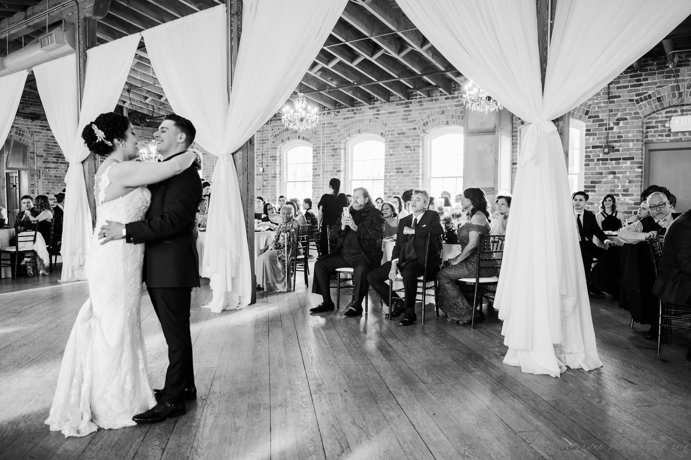 melrose knitting mill raleigh wedding photographer melanie anthony 48