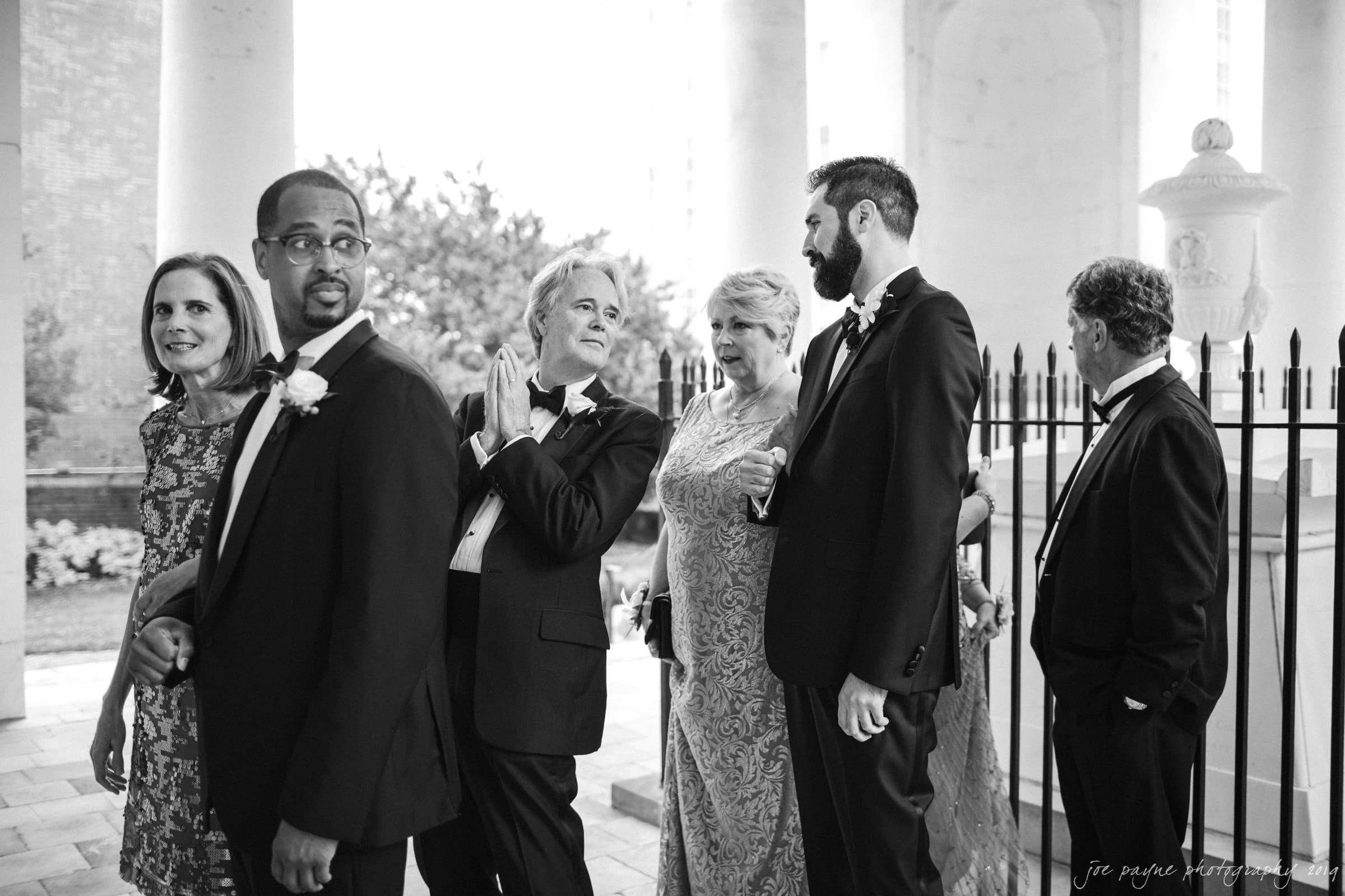 monumental church & vmfa richmond wedding – mary catherine & peter