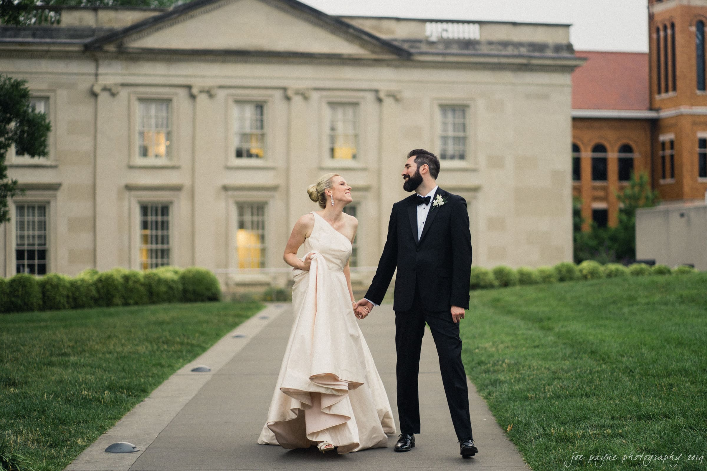 monumental church & vmfa richmond wedding – mary catherine & peter