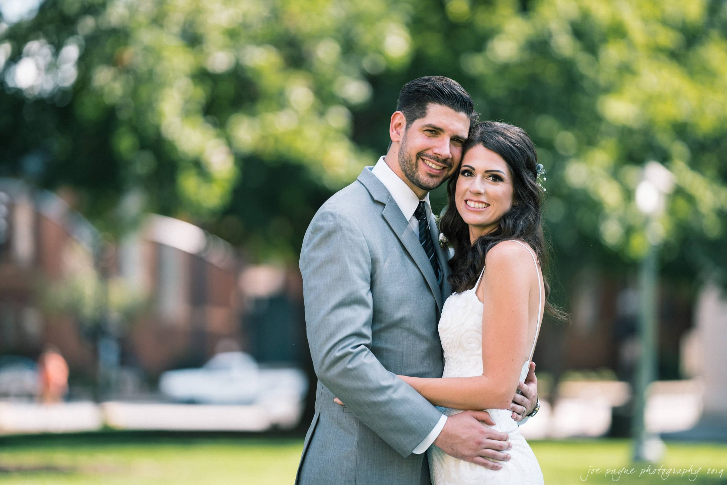 holy name of jesus cathedral wedding – erin & mike