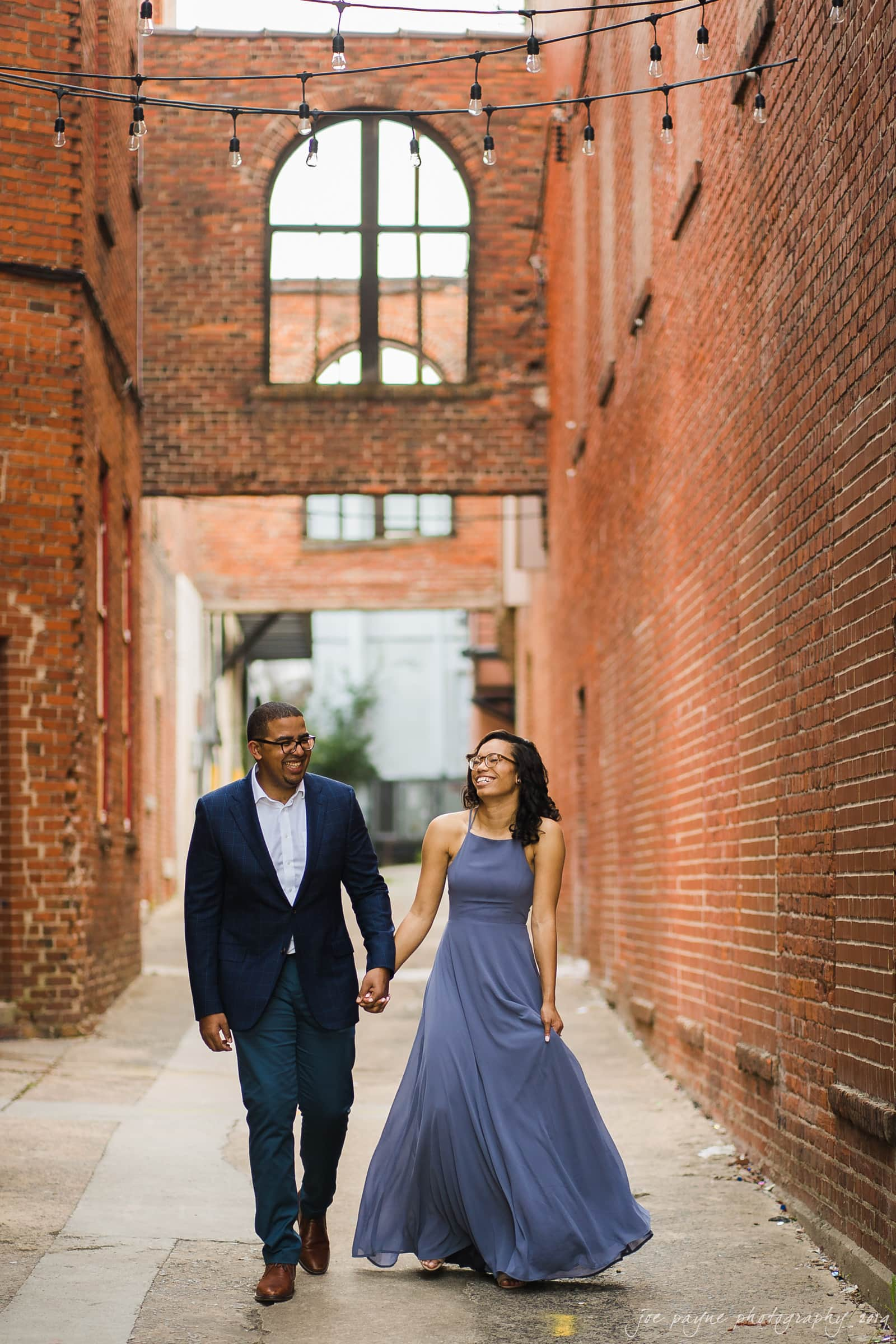 durham nc engagement photography | krystina & justin