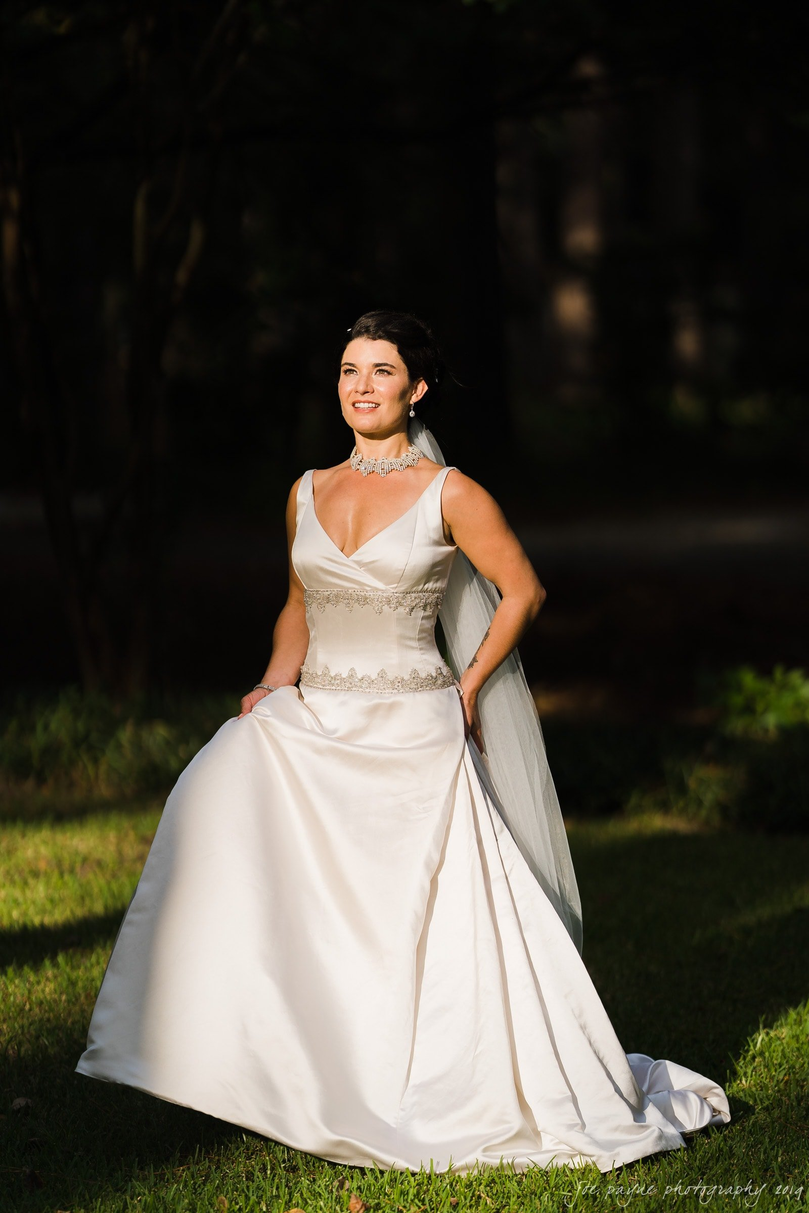 new bern wedding photography – christina's backyard bridal session