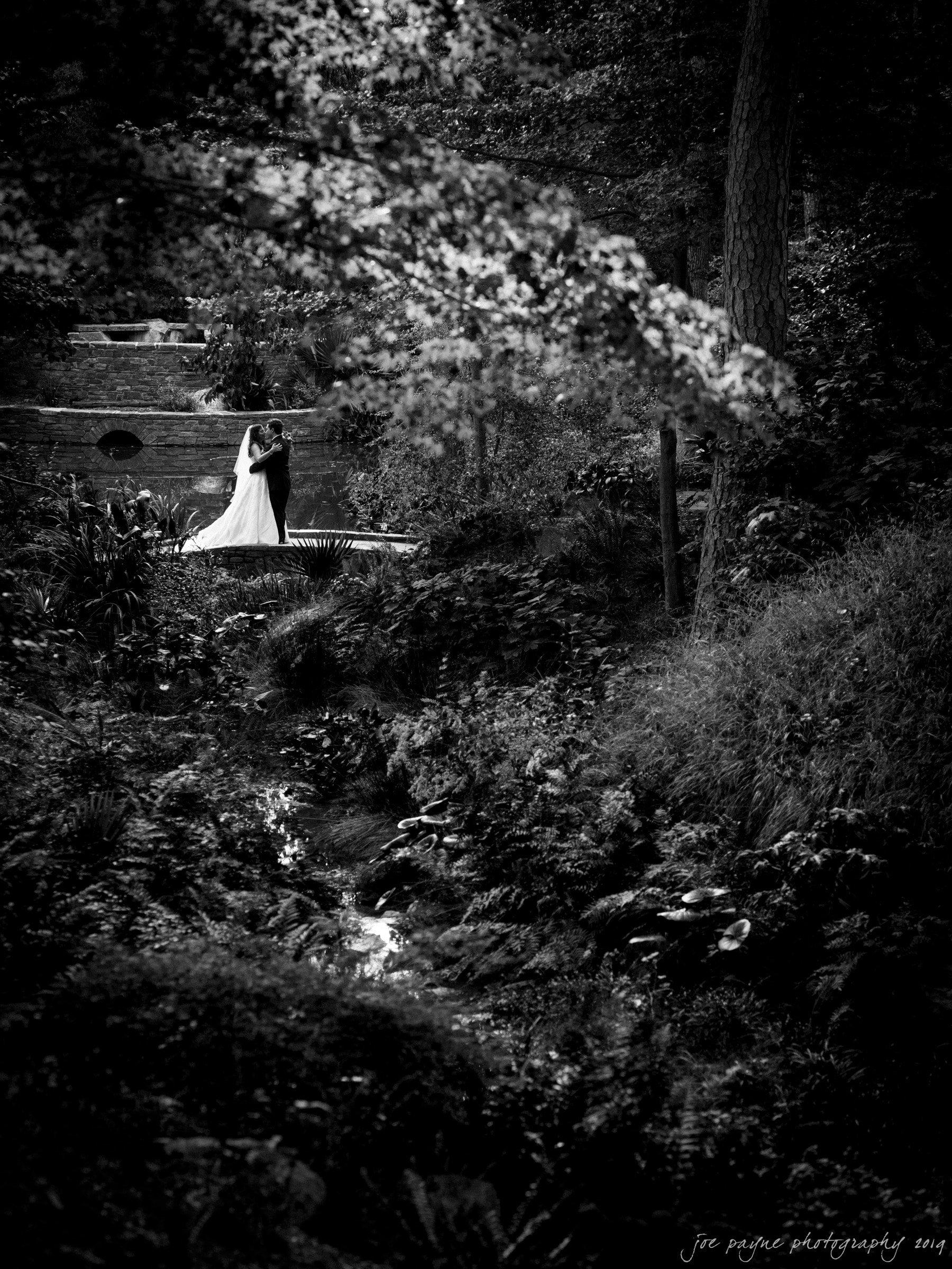duke gardens wedding photography – diana & danny