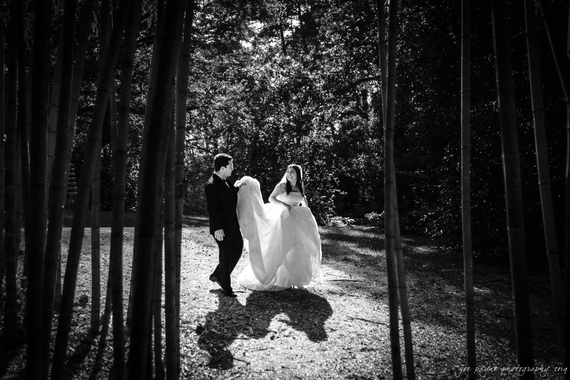 duke gardens durham wedding photography – diana & danny